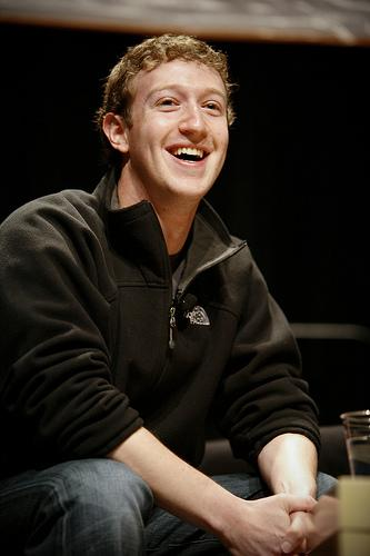 Zuckerberg Livejournal. Like the social network very start of mark mark